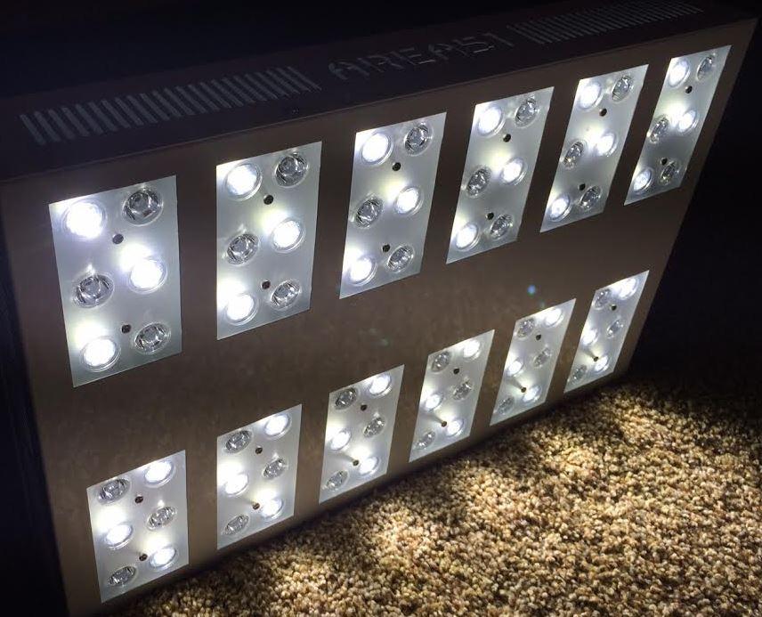 Area 51 RW-150 LED Grow Light Veg Mode