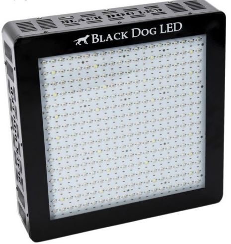 Black Dog Platinum XL 750w LED Grow Light