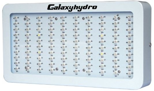 Galaxyhydro 300w Dimmable LED Grow Light