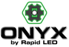 onyx rapid led logo