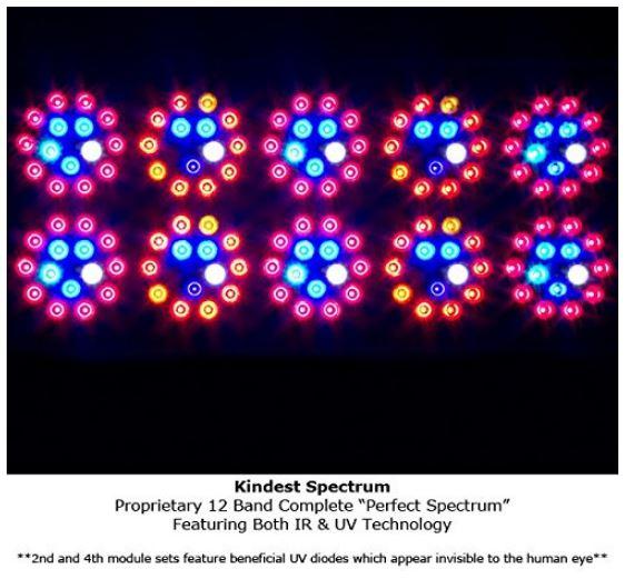 Kind LED K3 L600 LED Grow Light
