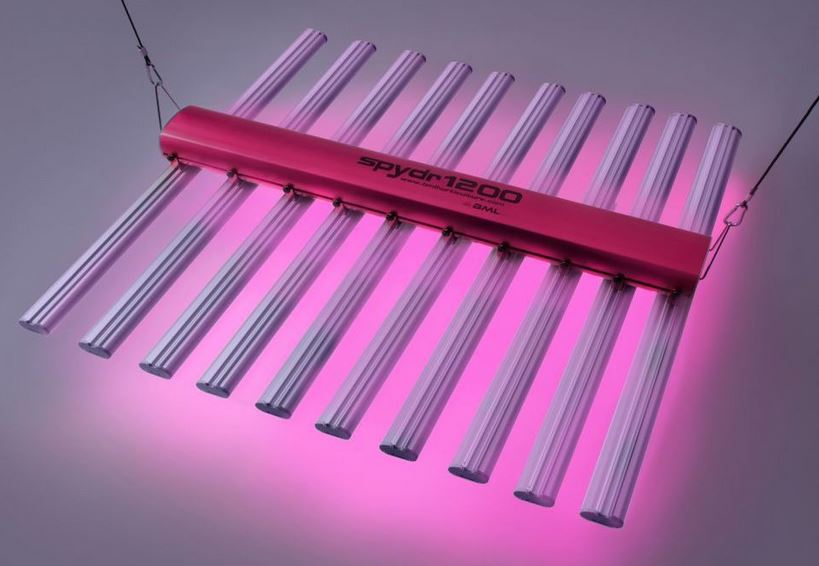 BML Spydr 1200 LED Grow Light